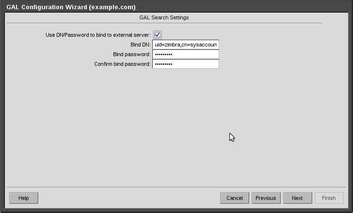Zimbra Collaboration Server 7 2 Authentication and GAL